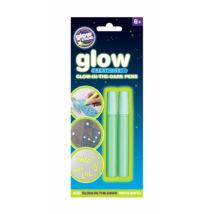 Brainstorm Glow Creations Foszforeszkáló tollak, 2db