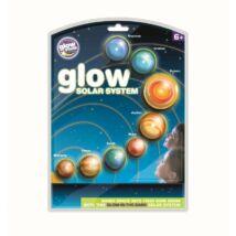 Brainstorm Glow Naprendszer, bolygók, foszforeszkáló