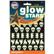 Brainstorm Glowstars Kisértetek foszforeszkáló matricaszett