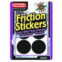 Duncan Friction Sticker, 8db