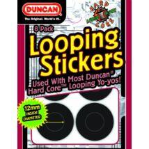 Duncan Looping Sticker, 8db, 12mm