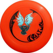 Eurodisc 175g Creature ORGANIC frizbi narancs