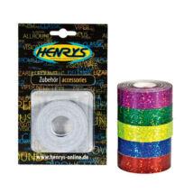 Henry's Glitter dekorszalag