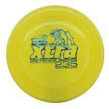 Hero Disc XTRA 235 Distance kutyafrizbi, sárga