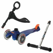 Mini Micro roller 3in1, kék