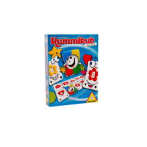 Piatnik Rummikub Junior Betűjáték társasjáték