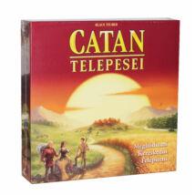 Catan Telepesei társasjáték