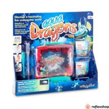 World Alive Aqua Dragons Víz alatti Élővilág díszdobozban