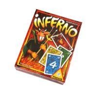 Inferno kicsi társasjáték