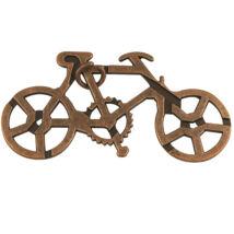 RG Kerékpárral a Föld körül fém ördöglakat