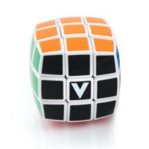 V-Cube 3x3 versenykocka, lekerekített, fehér, matrica nélküli