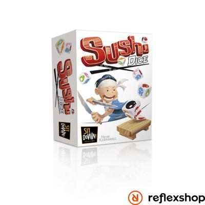 Asmodee Sushi Dice társasjáték
