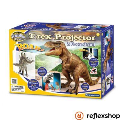 Brainstorm T-Rex Projektor & Szobaőr