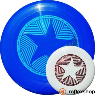 Eurodisc 175g Star 100% ORGANIC frizbi sötétkék