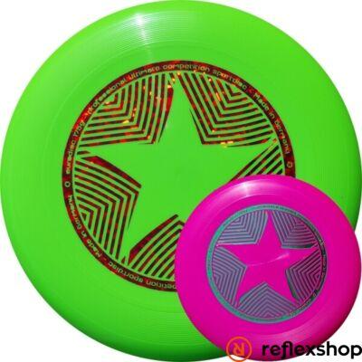 Eurodisc 175g Star 100% ORGANIC frizbi zöld