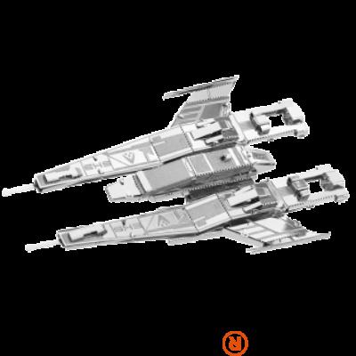 Metal Earth Mass Effect SX3 Alliance Fighter