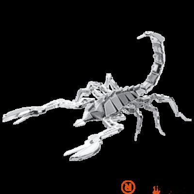 Metal Earth skorpió