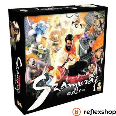Funforge Szamuráj szellem társasjáték