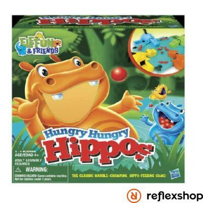 Hasbro Elefun és barátai - Éhes vizilovak ügyességi társasjáték