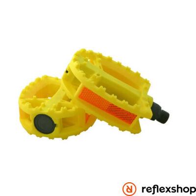 QU-AX Standard pedál sárga
