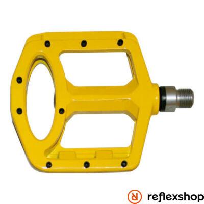 QU-AX magnézium pedál sárga