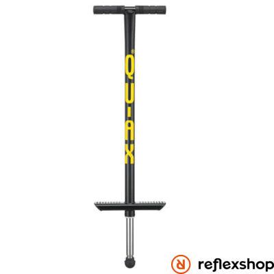 QU-AX Pogo-Stick ugráló bot 80kg fekete