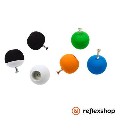 Henry's Round knob, zöld