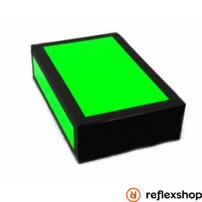 Henry's Cigarbox, neon zöld