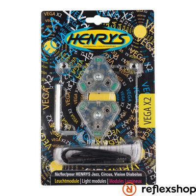 Henry's Diabolo LED szett Vega X2 kék