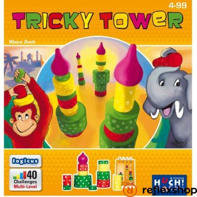 Huch&Friends Tricky Tower társasjáték