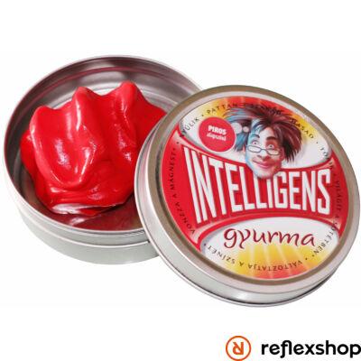 Intelligens Gyurma piros
