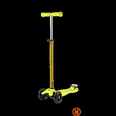 Maxi Micro Deluxe roller, neonsárga
