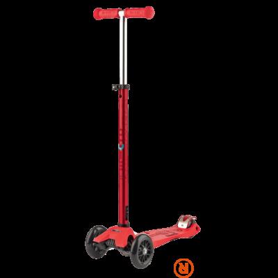 Maxi Micro Deluxe roller, piros