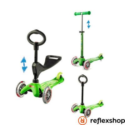 Micro Mini 3in1 Deluxe Zöld