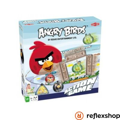 Piatnik Angry Birds Action Game