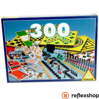 Piatnik Játékgyüjtemény 300-as Kék