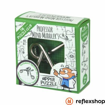 Puzzle Club - Mind Muddler's Nipper fém ördöglakat