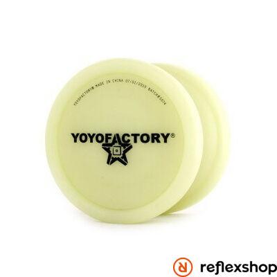 Yoyofactory Die-Nasty Glow yo-yo