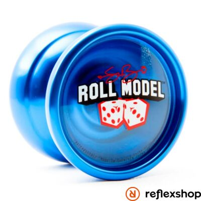 YoYoFactory RollModel Steve Brown yo-yo kék