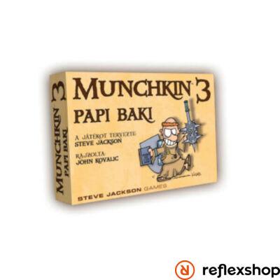 Delta Vision Munchkin 3 társasjáték - Papi Baki