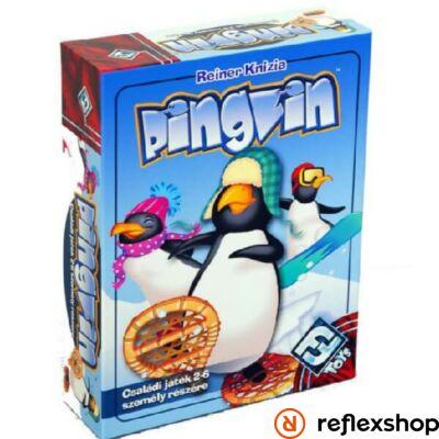 Delta Vision Pingvin társasjáték