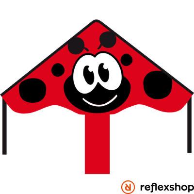 Invento Eco Line Simple Flyer Ladybug sárkány