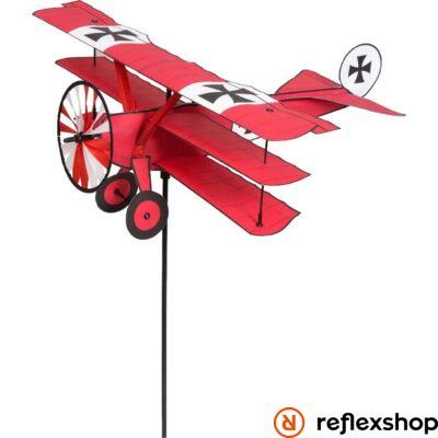 Invento Red Baron Triplane szélszobor