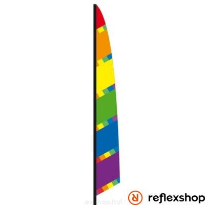 Invento Garden Banner Multicolor zászló