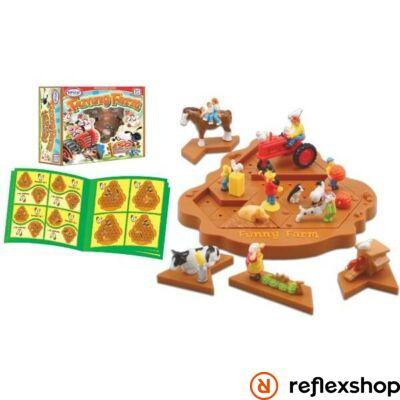 Popular Playthings Funny Farm logikai játék