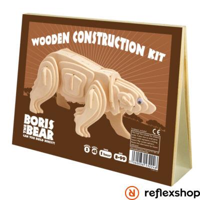 Boris Medve Professor Puzzle fa építő szett