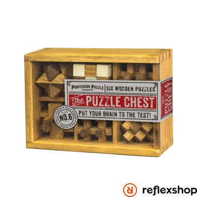 PP The Puzzle Chest fa ördöglakat készlet