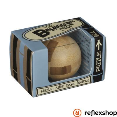 Ball mini Professor Puzzle bambusz ördöglakat