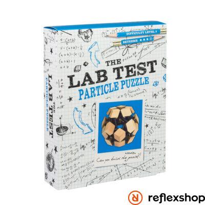 Labtest - The Particle Professor Puzzle logikai játék