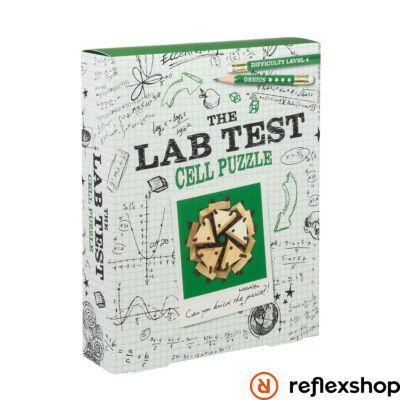 Labtest - The Cell Professor Puzzle logikai játék